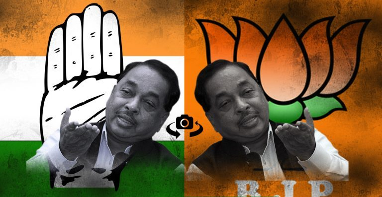 Finally, BJP will provide the roof to Narayan Rane and his notorious kids?