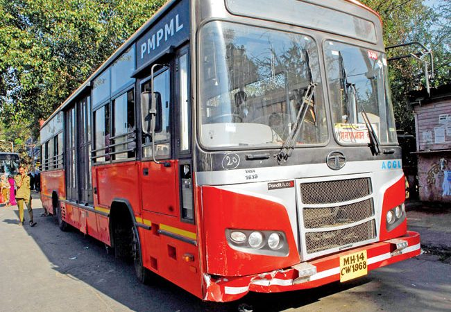 Pune's public transport PMPML's buses are snatching people's right to life