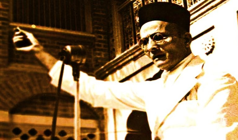 Here's how Savarkar had exposed Gandhi's hypocrisy on non-violence