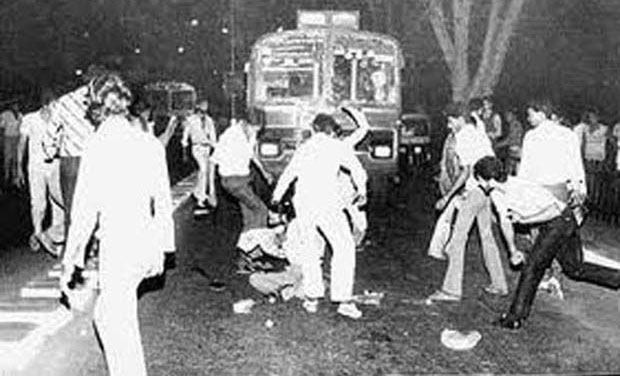 1st-4th November 1984 : The dates of unforgettable terror