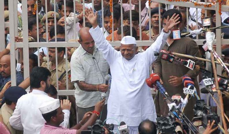 Is there a need for another social movement against corruption from Anna Hazare?